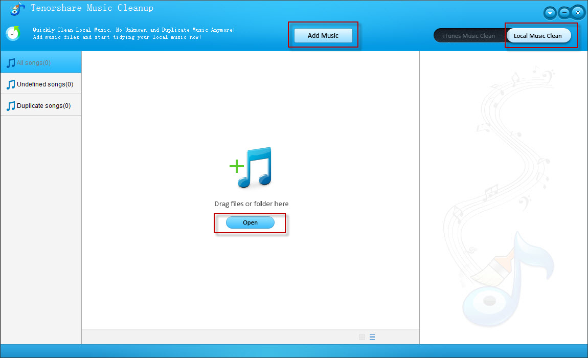 download tenorshare music cleanup the best system utilities
