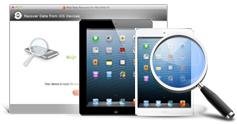 Restore iPad data from backup on mac