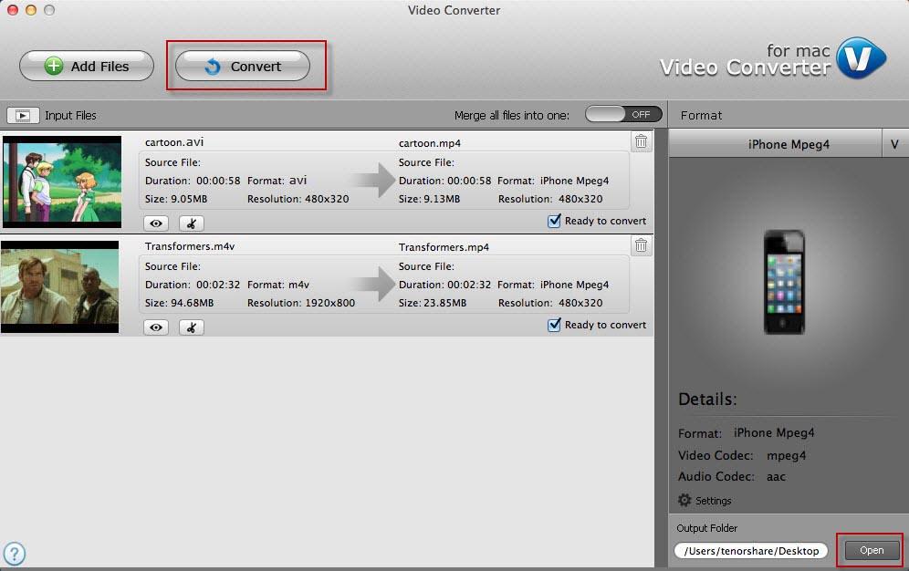 convert video to vob