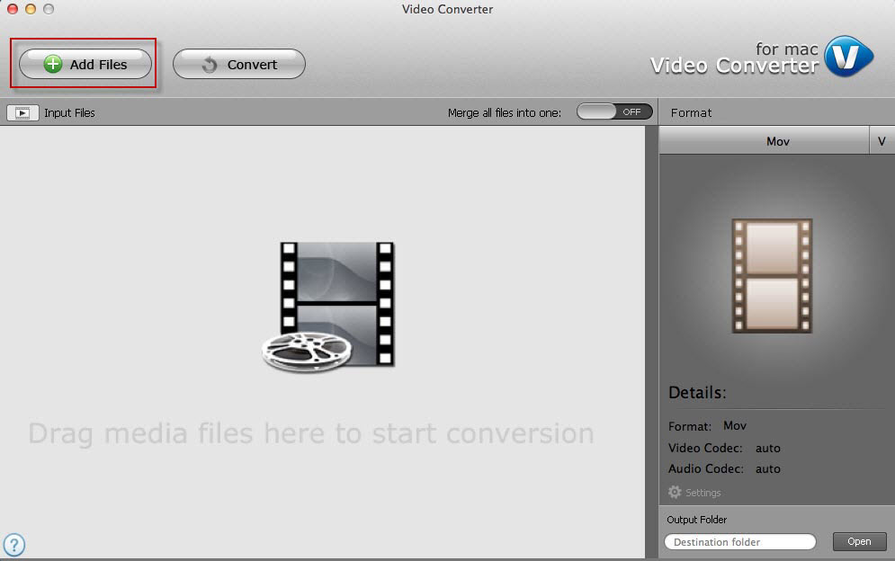how to use video converter for mac