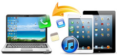 Backup iPad to PC