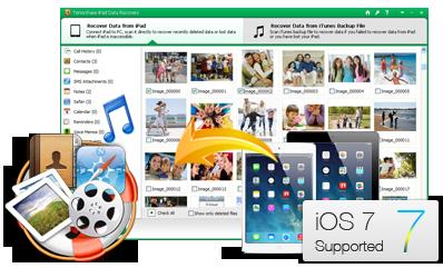 Tenorshare iPad Data Recovery